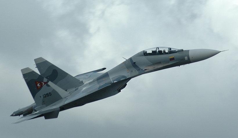 Sukhoi Su-30MK(V) dell' Aviación Militar Venezolana / © Enver Cuervos