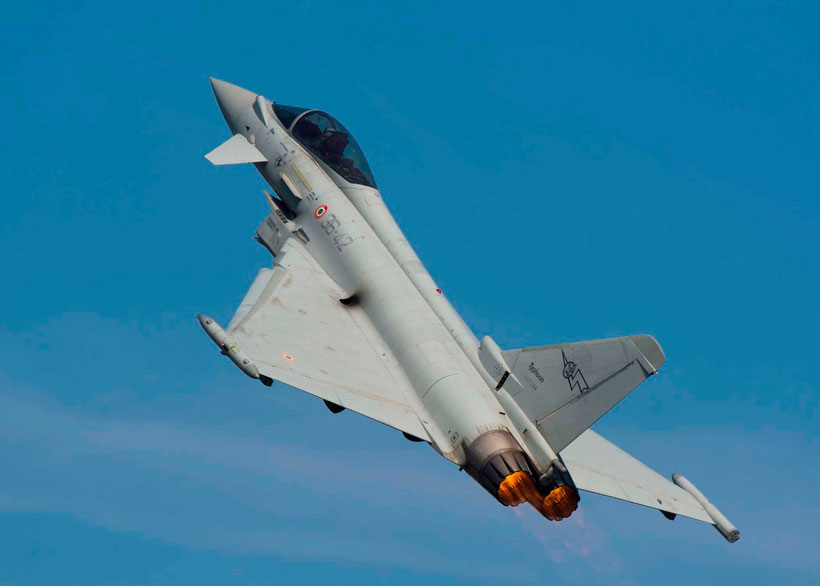 Eurofighter Typhoon del 36° Stormo - Aeronautica Militare / © Eurofighter Jagdflugzeug GmbH