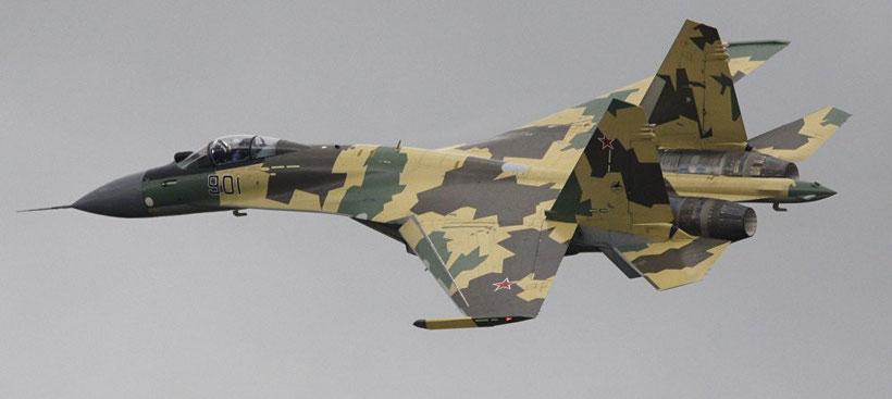 Sukhoi Su-35 /  © ROSTEC