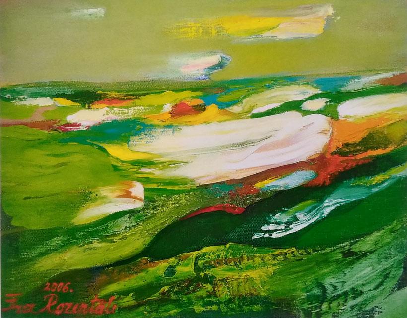 Zaļā. 2006