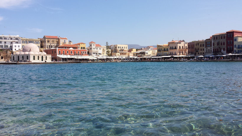 Chania, 2016, Harbor