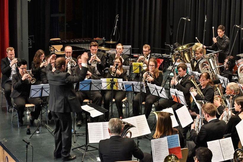Universal Brass Band Wil SG, Siegerin «espresso contest» 2017
