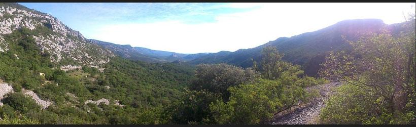 Les Lavagnes : un accès difficile récompensé par un magnifique panorama