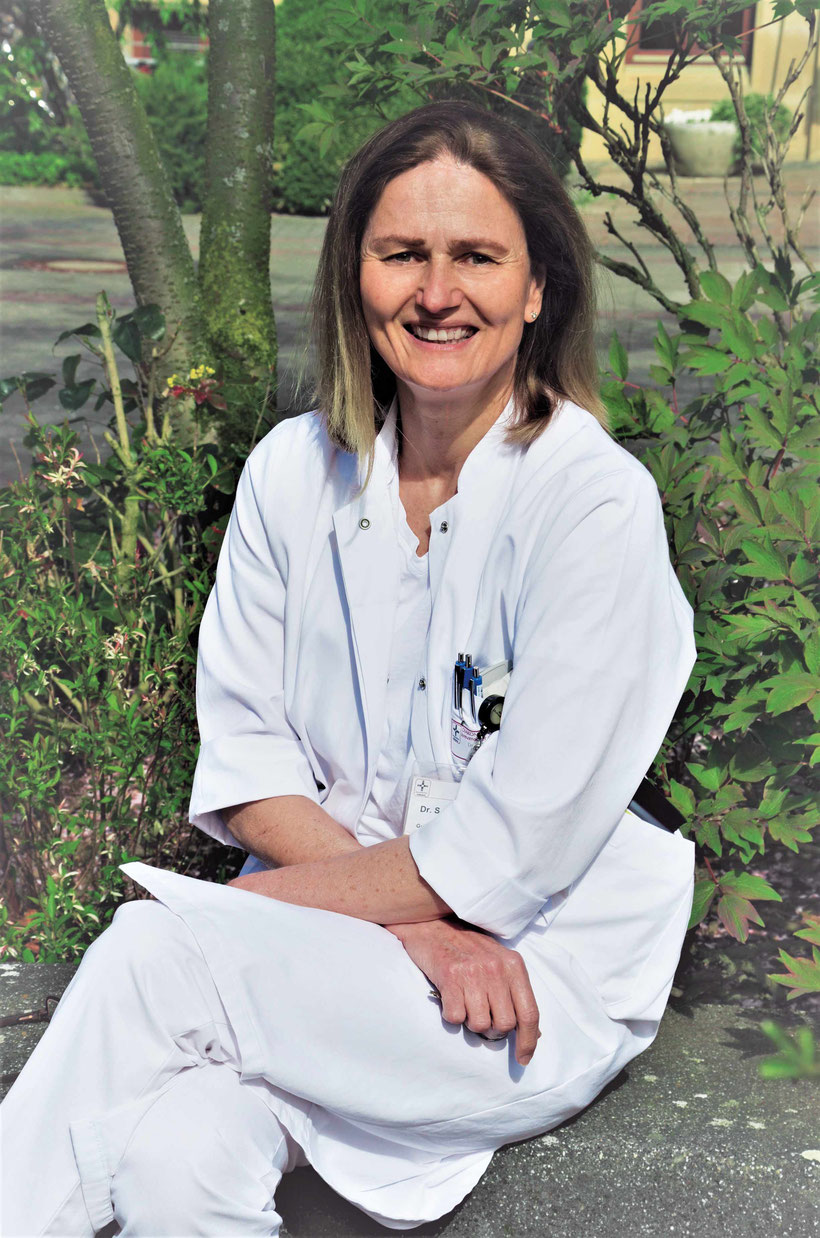 Oberärztin Dr. med. Susanne Kother-Groh (Diakonie Krankenhaus) leitet den neuen Online-Kurs.