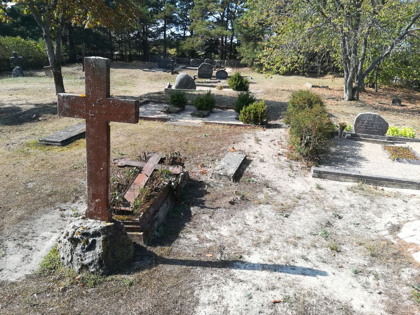 Alter Soldatenfriedhof