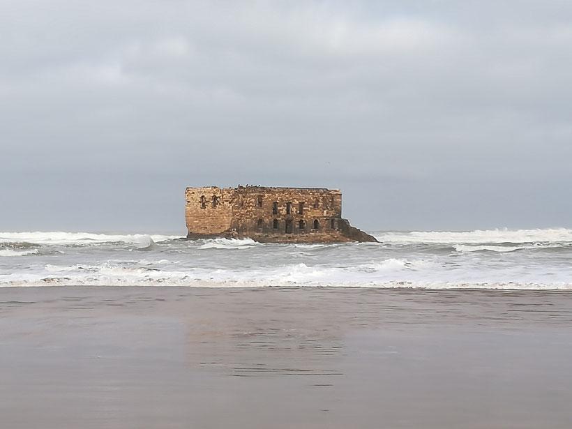 Haus am (im) Meer - irgendwo da drinnen muss die Dose sein...
