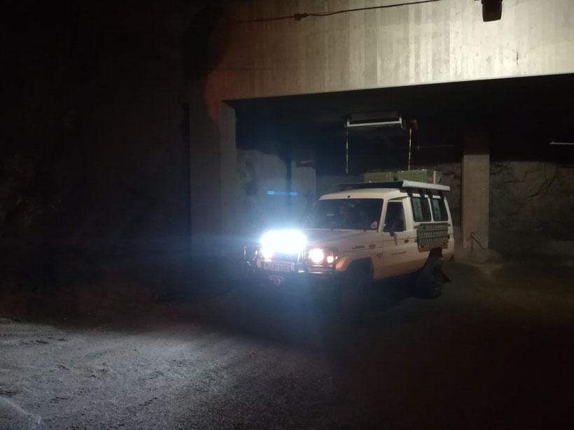 Der Spiral-Tunnel in Drammen
