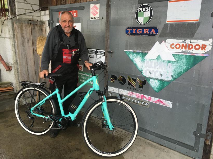 "Neues E-Bike ""Canyon"", Preis inkl. 2799.-"
