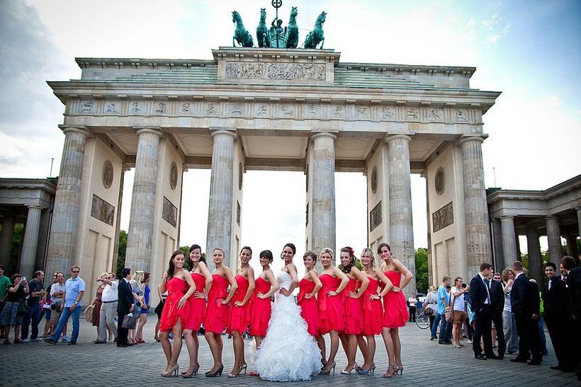 Hochzeitsfotograf Berlin, Hochzeitsfotograf Ralf Dombrowski