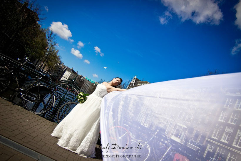 Hochzeitsfotograf Ralf Dombrowski, ein After Wedding in Holland