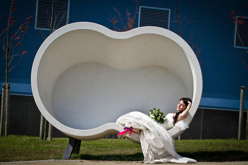 Hochzeitsfotograf Ralf Dombrowski, ein After Wedding in Holland