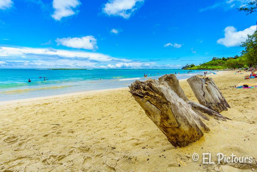 Waimanalo Beach Park, Oahu