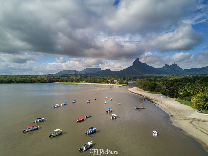 Tamarin beach, Mauritius