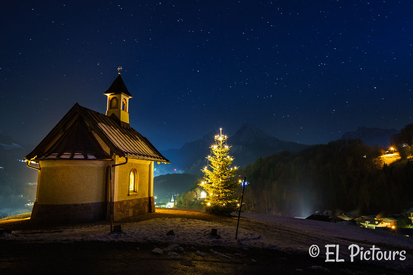 Kirchleitn Kapelle, Am Lockstein, Berchtesgaden