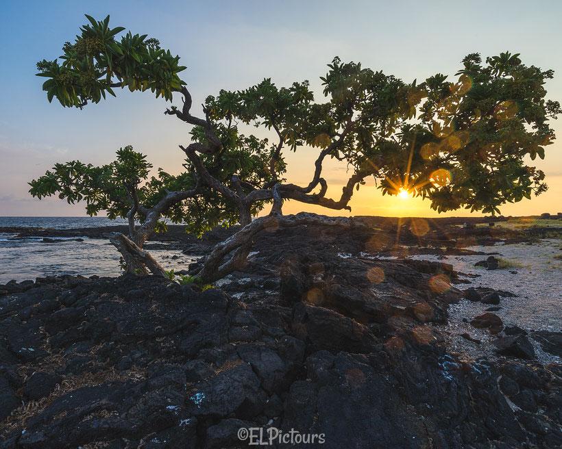Wawaloli Beach Park, Big Island, Hawaii