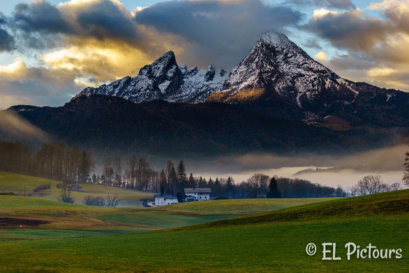 Watzmann, Berchtesgadener Land