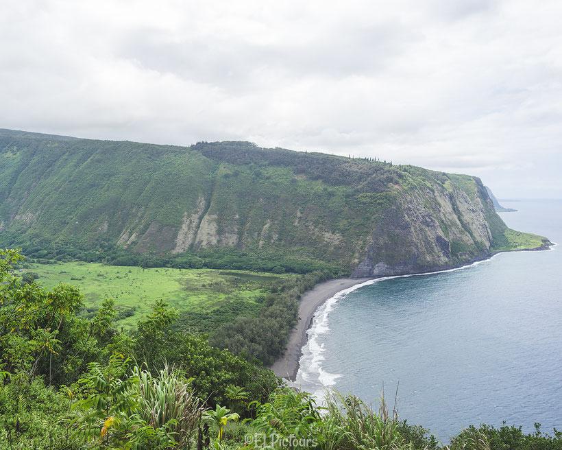Waipi'o Valley Lookout, Big Island Hawaii