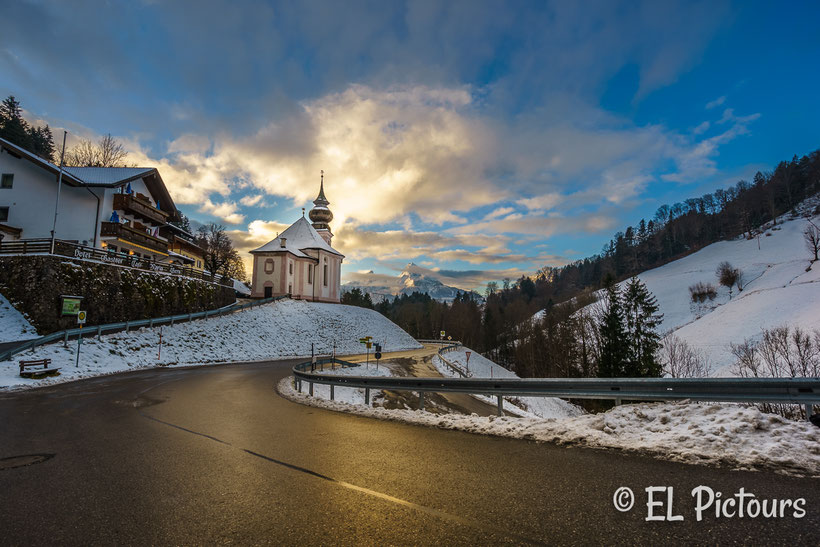 Kapelle Maria Gern, Berchtesgadener Land