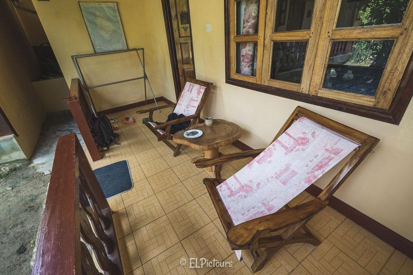 La Digue, Seychellen, Bernique guesthouse