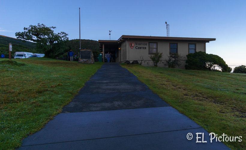 Visitor Center, Haleakala Nationalpark, Maui, Hawaii
