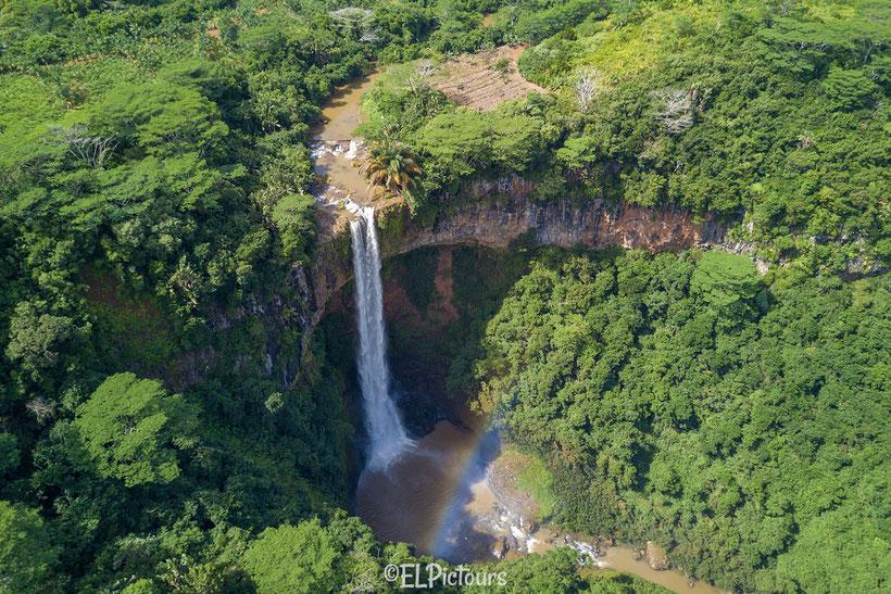 Chamarel Wasserfall, Mauritius