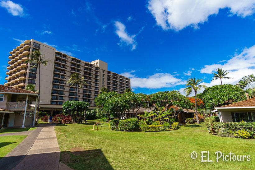 Kaanapali Ocean Inn, Maui, Hawaii