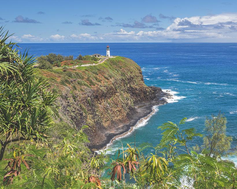 Kliauea Point Lighthouse, Kaua'i, Hawai'i