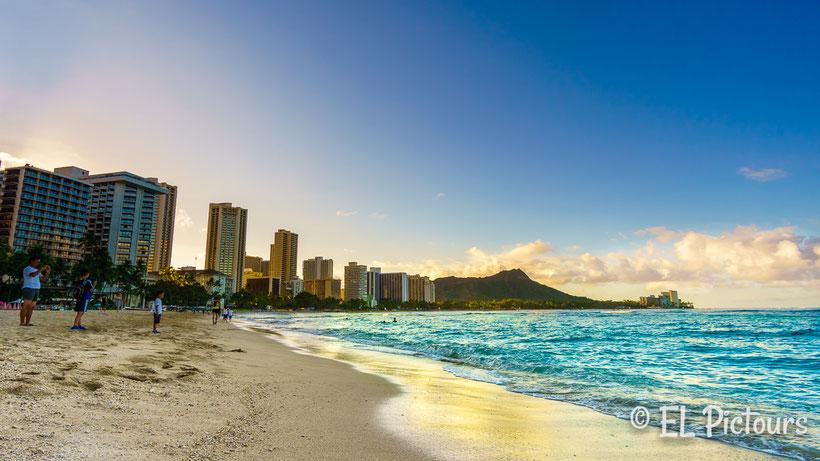 Waikiki Beach, Oahu