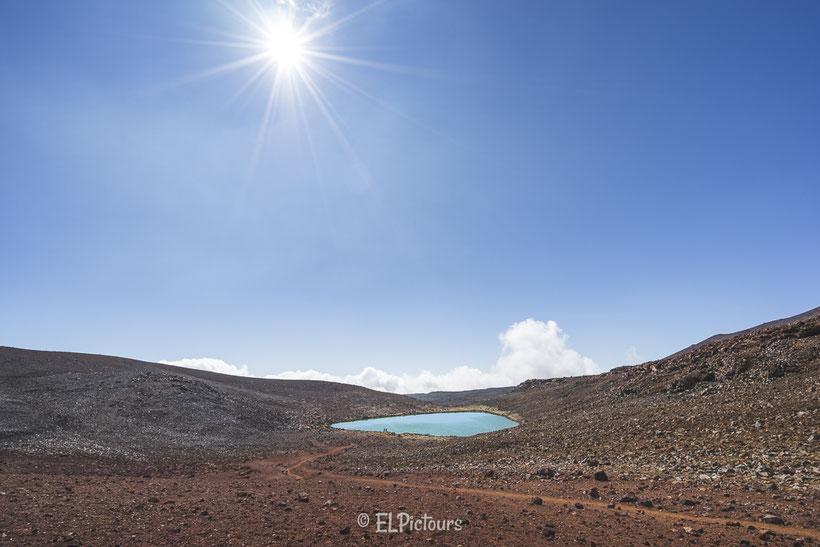 Lake Waiau, Mauna Kea, Big Island, Hawaii