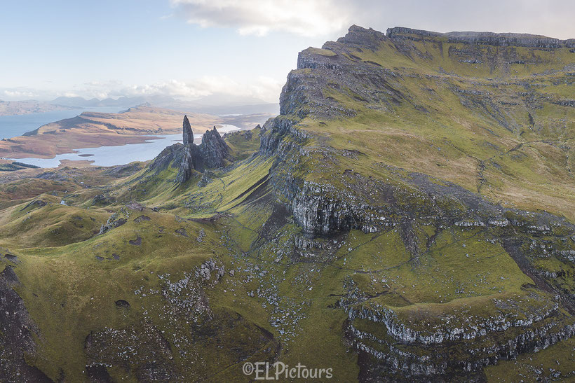 Old Man of Storr, Isle of Skye, Schottland