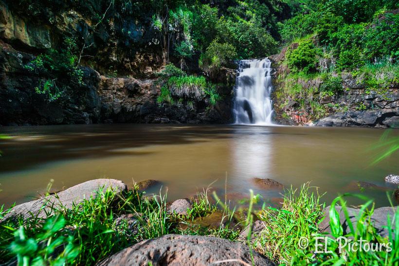 Waimea Fall O'ahu, Hawaii