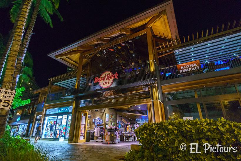 Hard Rock Cafe, Oahu