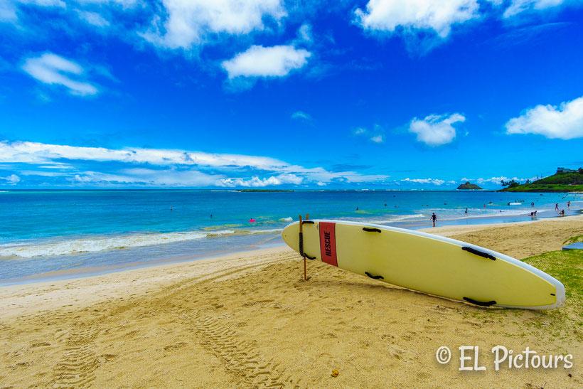 Kailua Beach Park, Oahu