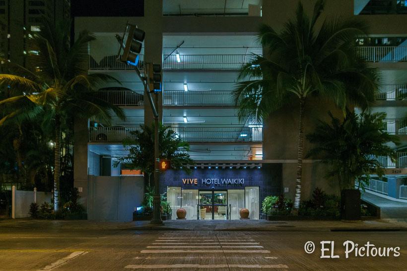Vive Hotel Waikiki, Oahu