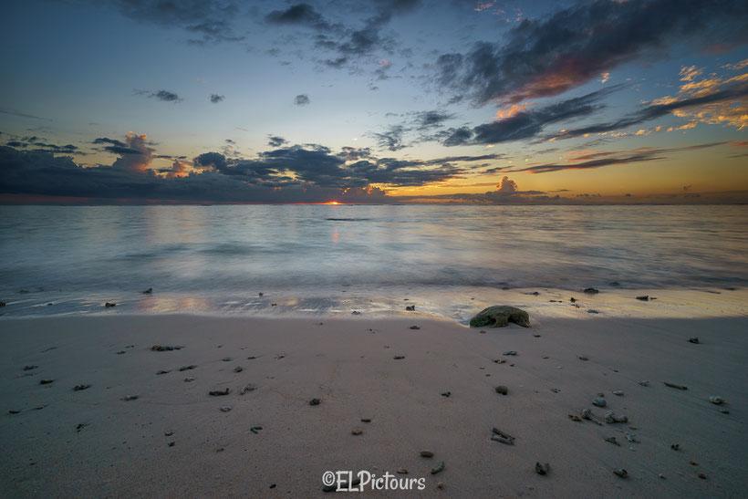 Flic en Flac beach, Mauritius