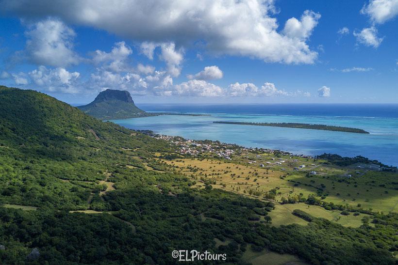 Chamarel Viewpoint, Mauritius