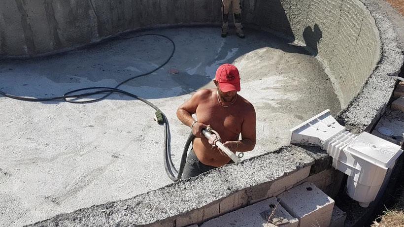 etancheite piscine