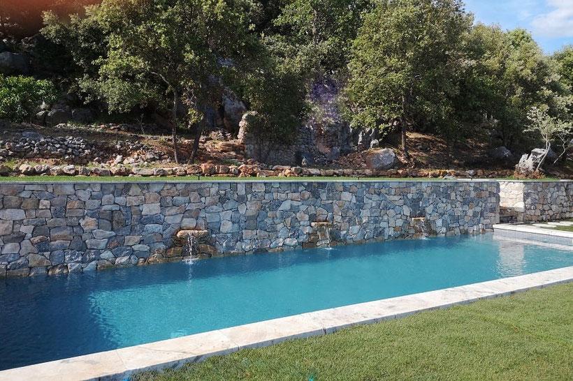 piscine jets d eau