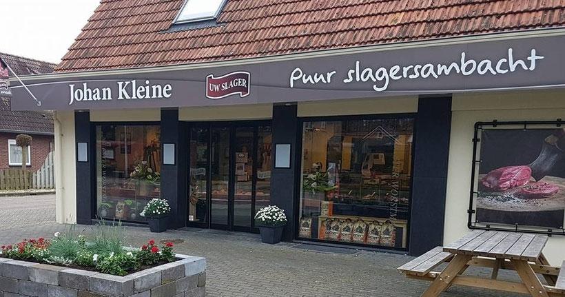 Slagerij Johan Kleine