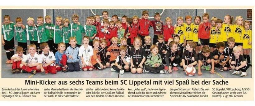 Soester Anzeiger v. 16.12.2014