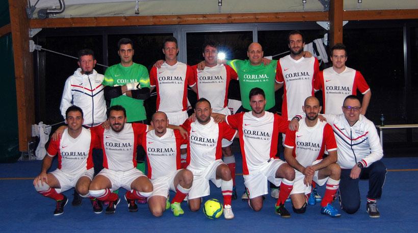 Real Madrigàl, stagione 2016/2017