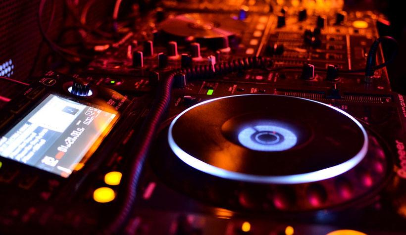 DJ Paul Bordeaux Aquitaine