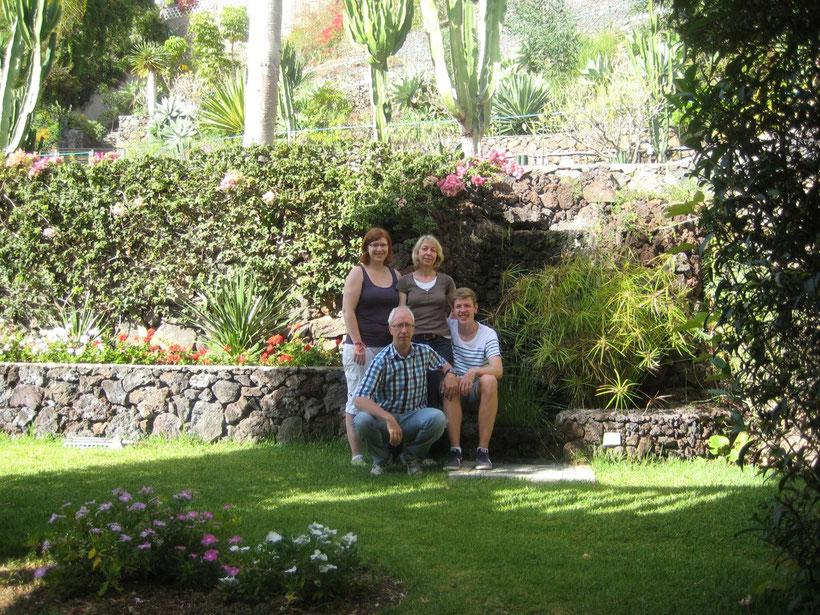 Geniesser-Urlaub auf Teneriffa in der Finca Teneriffa-Romantica