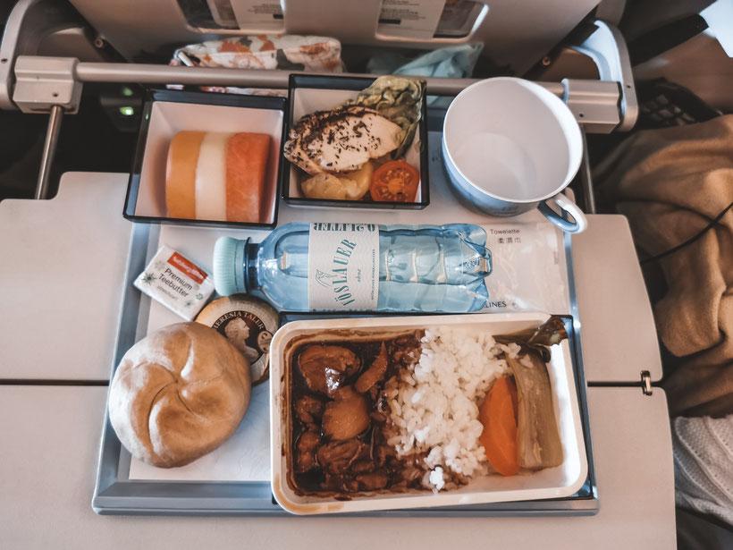 Frühstück China Airlines
