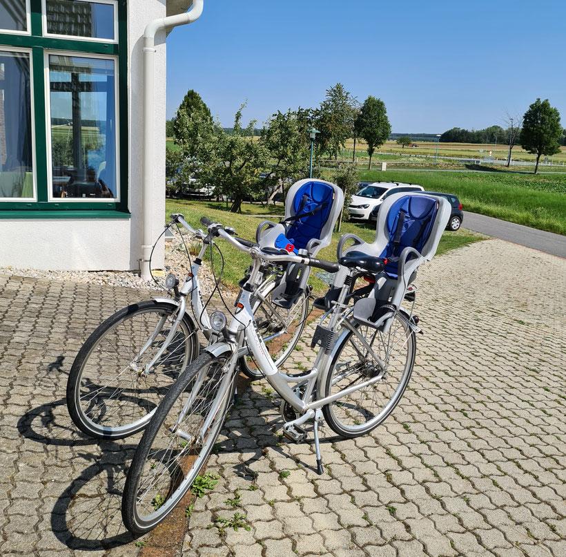 Fahrradverleih Apfelhof Burgenland