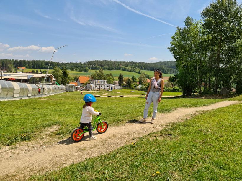 Mini Bikepark Wex-Trails
