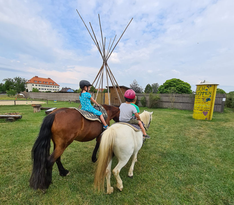 Family Ranch Ponyreiten