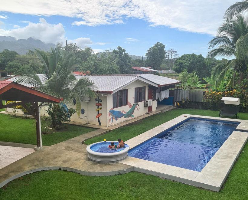 Yubarta Lodge Uvita Costa Rica Unterkunft