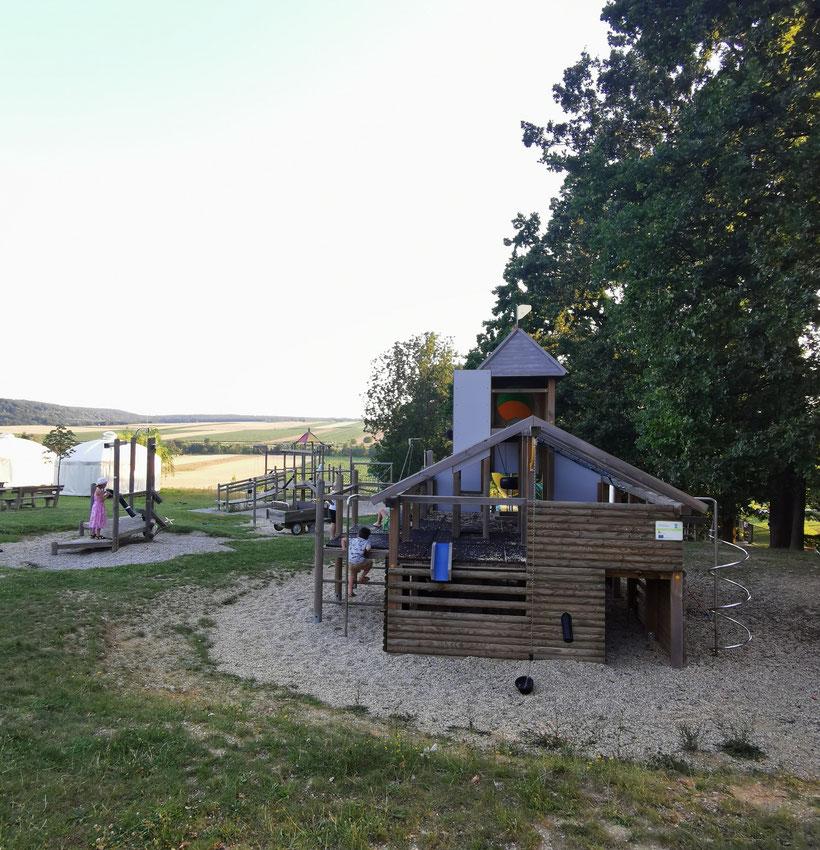 Spielplatz JUFA Neutal