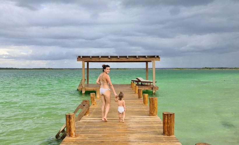 Paraiso Bacalar Beachclub Kind Baby